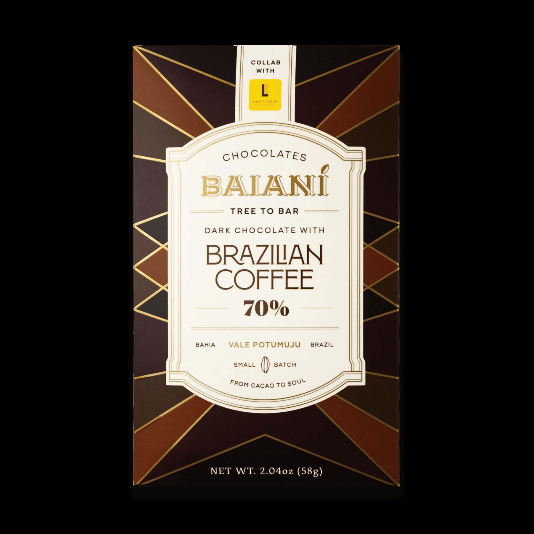 70% Cacao – Gran Reserva Special Coffee