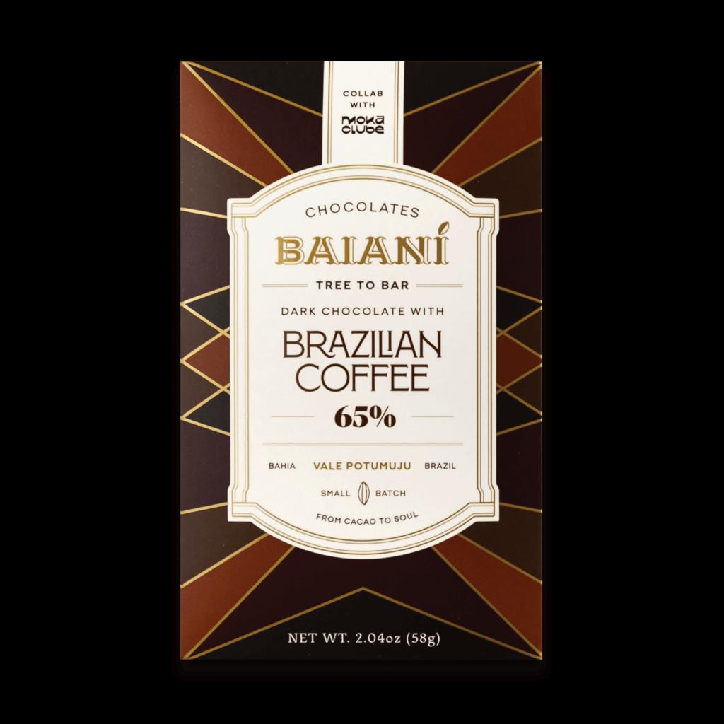 65% Cacao – Fazenda El Dorado Coffee