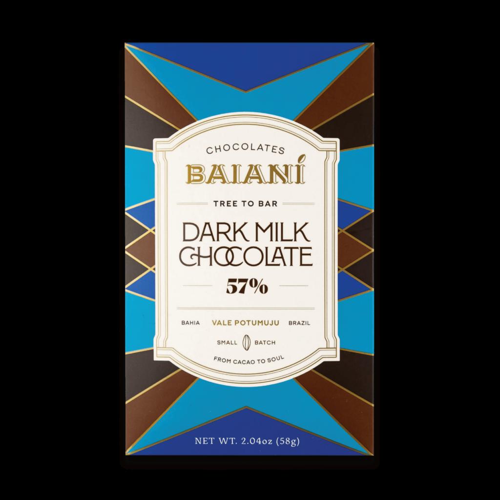 57% Dark Milk