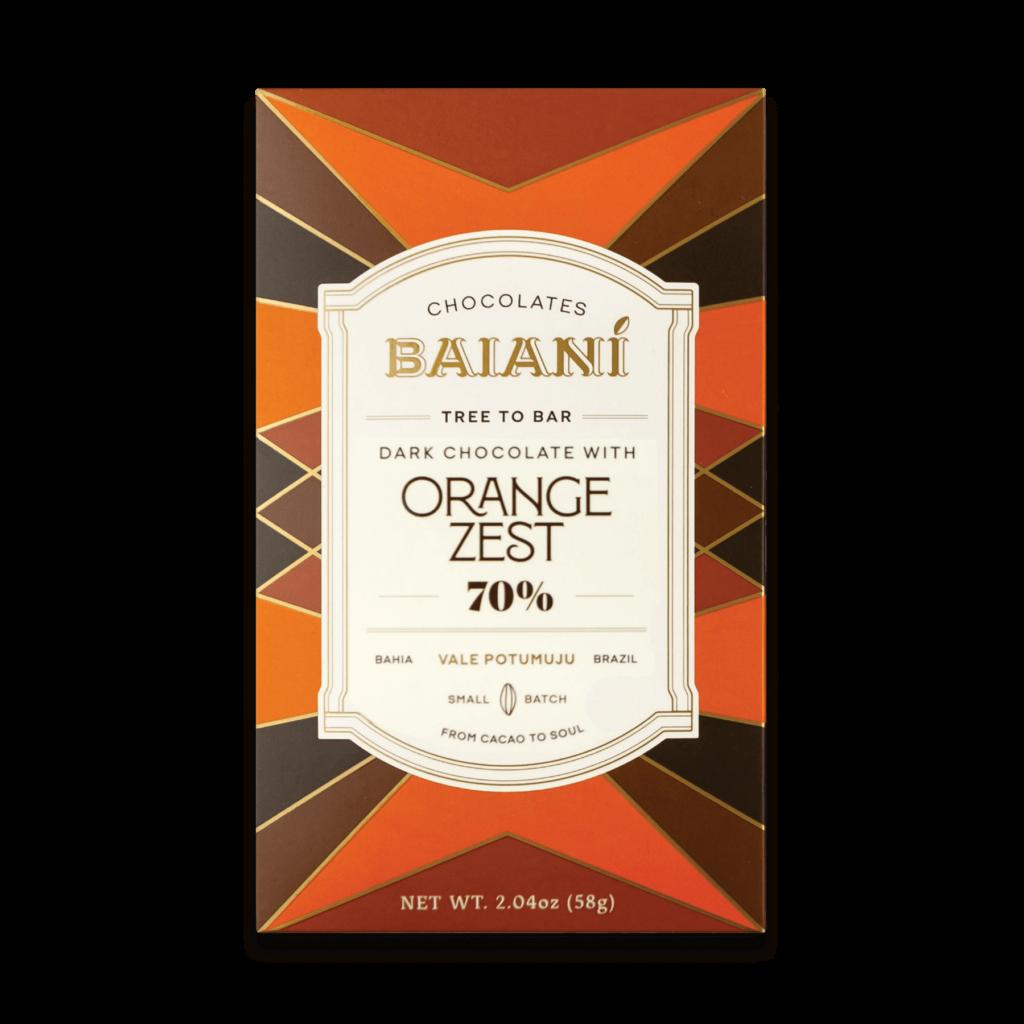 70% Cacao – Orange Zest