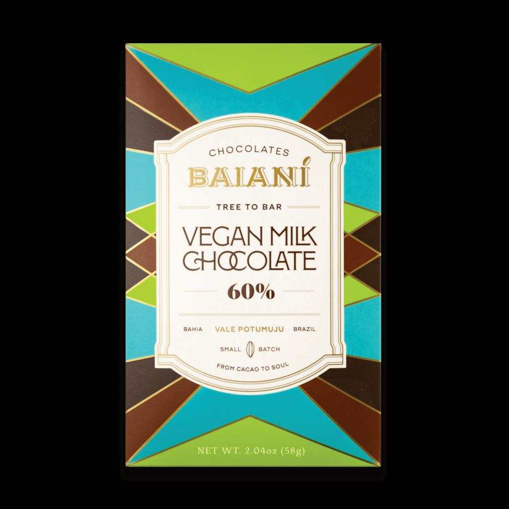 60% Vegan Dark Milk